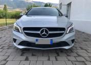 Mercedes-benz cla 220 cdi automático deportivo,