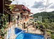 Chalet en venta de 425 m y parcela de en avenida nuria 08758 cervello barcelona 7 dormitorios 640.00