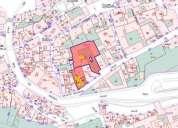 Terreno urbano en el casco historico de toledo de 1300.00 m2