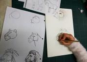 Cursos de dibujo y pintura para niÑos y niÑas