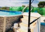Chalet en venta en oria con 3 dormitorios y 2 banos 114.00 m2