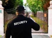 Urge selección de vigilantes de seguridad