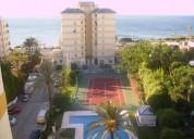 Benalmadena costa, piso 1ª linea, playa santa ana