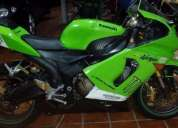 Kawasaki ninja 636 kilometros