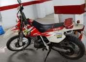 Moto yamaha tt 600