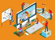 Desarrollo web profesional economico.