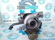 Turbocompresor mitsubishi montero baza