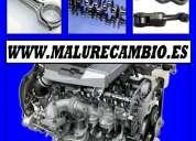 Motores nuevos y reconstruidos de intercambio