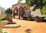 Casa chalet en alquiler en firgas las palmas 6 dormitorios 450.00 m2