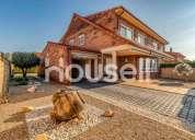 Chalet en venta de 220 m urbanizacion britania cuarte de huerva zaragoza 4 dormitorios 220.00 m2