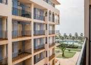 Se vende piso de 3 dormitorios en primera linea de playa 94.00 m2