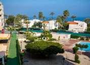 Piso en playa honda 1 dormitorios 48.00 m2