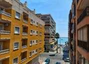 Fantastico piso en la playa del acequion a tan solo a unos 75 m del mar en torrevieja 4 dormitorios