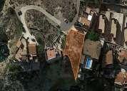 Venta de impresionante parcela en primera linea del mar en bolnuevo mazarron en san telmo