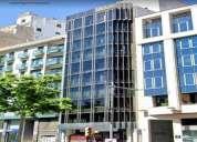 Oficina en rambla ferran en pleno centro de zona negocios de lleida 201.00 m2