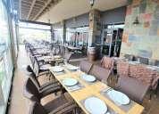 Oportunidad espectacular restaurante situado en centro comercial flamenca beach a pleno 128.00 m2