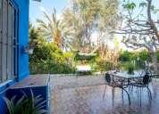 Casa escriturada con terreno rustico y piscina en la hijuela molina de segura 1 dormitorios 70.00 m2