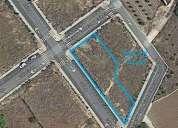 Terreno urbano en venta en segorbe castellon 732 m2