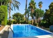Villa con parcela de en zona nobre de malaga 5 dormitorios 582.00 m2