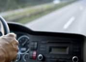 Se busca chofer-conductor en el transporte