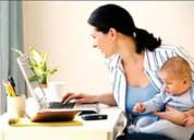 Se busca personal para trabajos desde casa