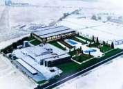 Solar industrial a 24 km de madrid 326.00 m2