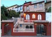 Venta hotel rural en la montan a la vall de ebo pego alicante 8 dormitorios 507.00 m2