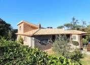 Dos casa en una parcela con jardin a 5km de golf club pga catalunya rosort 6 dormitorios 258.00 m2