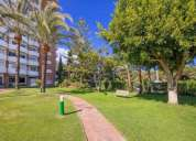 El estudio mas barato de la urbanizacion marbesa edif coronado con espectaculares vistas 55.00 m2