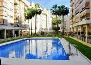 Magnifico piso en teatinos zona fuente de colores 2d 2b garaje piscina 2 dormitorios 95.00 m2