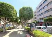 Oficina en paseo juan carlos i se acepta alquiler con opcion a compra 112.00 m2