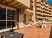 Piso de 3 dormitorios terraza de 70 metros en la carihuela larga temporada 150.00 m2
