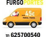 Portes baratos al: 625-700540 + ((alcorcón))