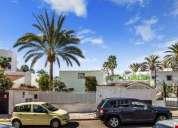 Finca con edificio con 6 apartamentos cerca de la playa de playa del ingles 6 dormitorios 289.00 m2