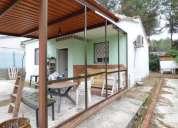 Chalet de 3 habitaciones en venta con terreno de 736 m2 en el calvet en sant salvador de guardiola