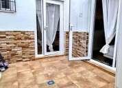 Vivienda de 2 dorm en alquiler totalmente reformada y amueblada 65.00 m2