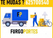 Portes (625«700540) en parla mudanzas/