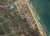 Terreno no urbanizable en venta en xeraco valencia 1440 m2