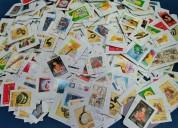 Compro lotes de sellos.