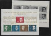 Compro sellos nuevos de alemania