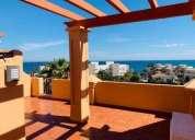 En recinto cerrado y tranquilo preciosa casa adosada con vistas al mar 3 dormitorios 300.00 m2