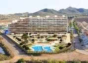 Piso de obra nueva en venta en playa honda murcia 2 dormitorios 80.00 m2