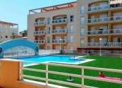 Alquiler para larga temporada 2 dormitorios cerca del mar en san luis de sabinillas