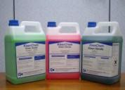 Ssd solución química automática para la limpieza