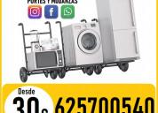 Portes baratos madrid:625▪700540 (tu mudanza)