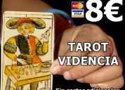 Tarot visa barata confiable 8 euros