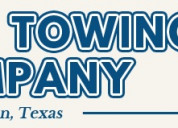 Reliable wrecker services | austin towing co tx