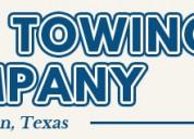 Reliable wrecker services | austin towing co usa