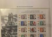 Se compran sellos nuevos y usados de españa