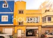 Casa en venta de 246 m en calle guayanas el tablero las palmas en san bartolome de tirajana